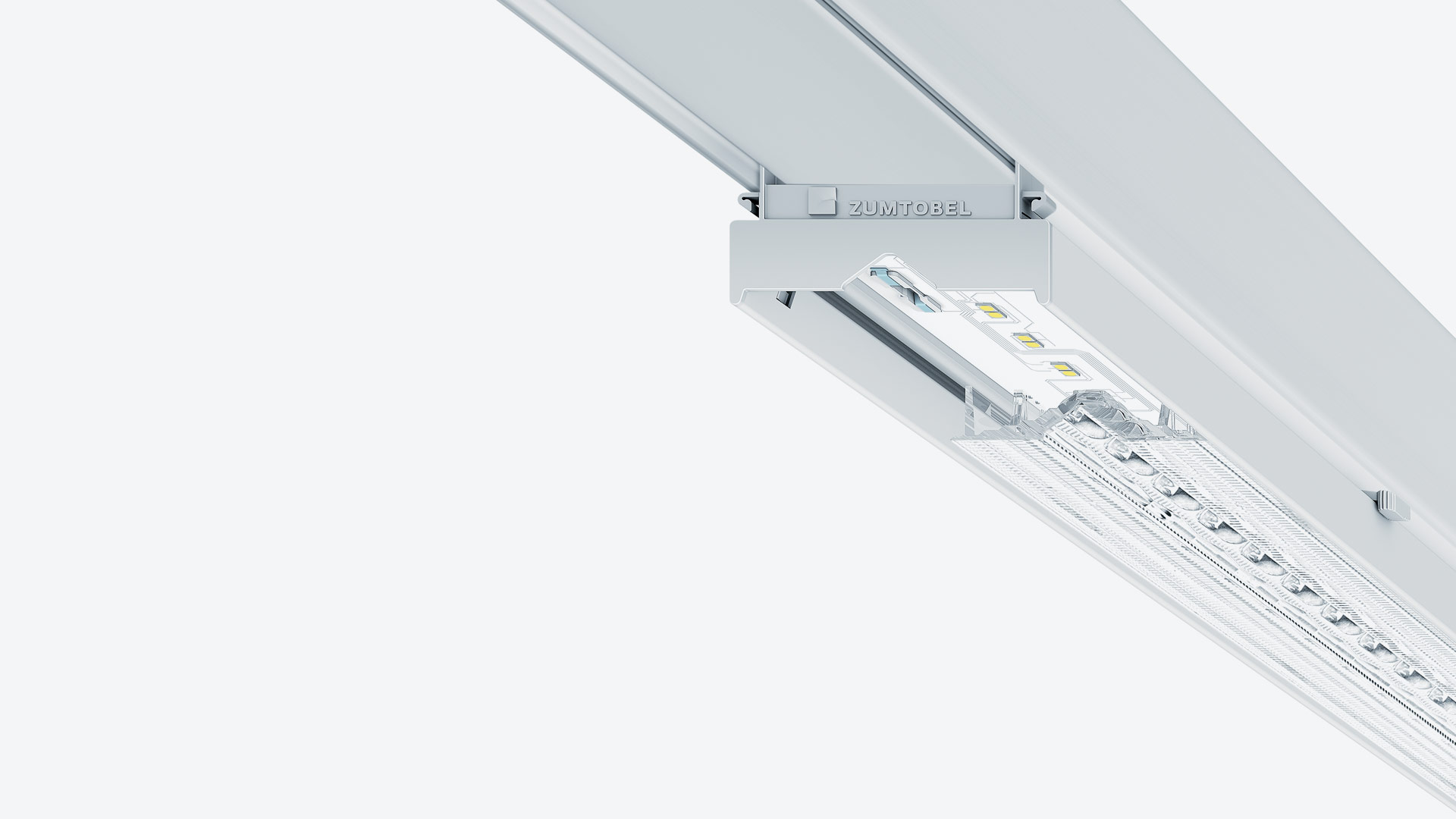 Tecton Led Linear Versatile And Efficient Lighting