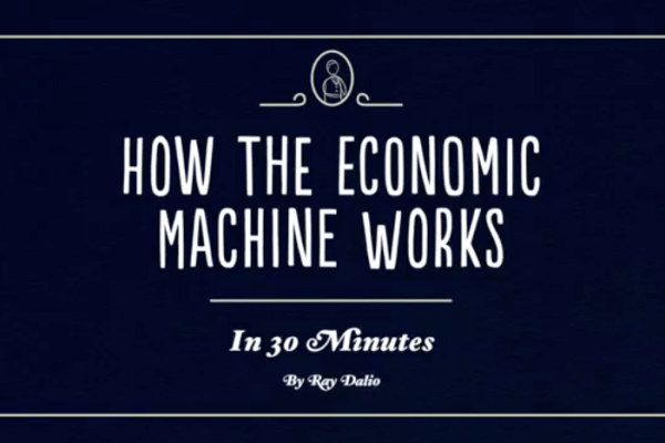 How The Economic Machine Works, Ray Dalio