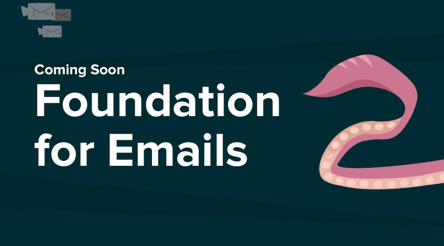 ZURB - Foundation for Emails 2 - zurb email templates