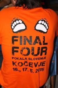ŽURD-OV VELIKI USPEH - 3.mesto v tekmovanju za pokal Slovenije 2014/2015