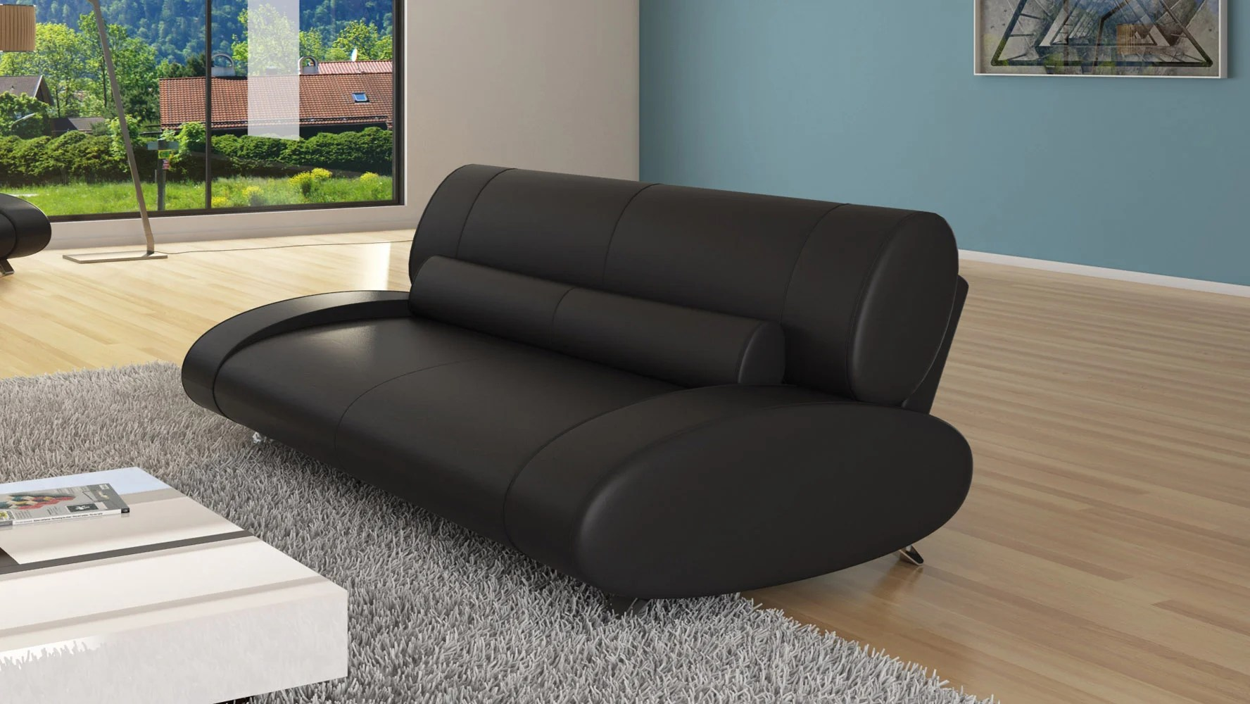 Big Sofa Aspen Aspen 3 Seater Zuri Furniture