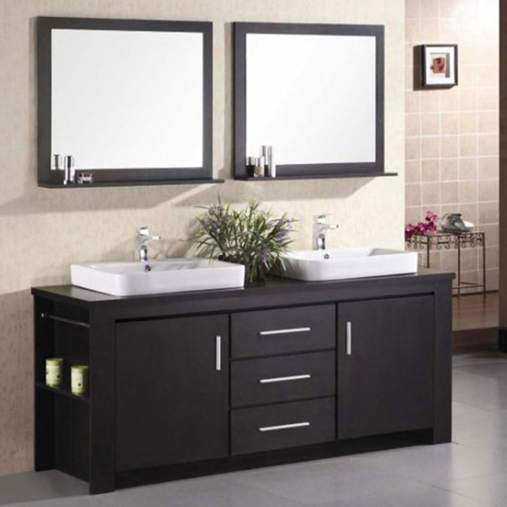 Bathroom Vanity 72 Double Sink Weston 72