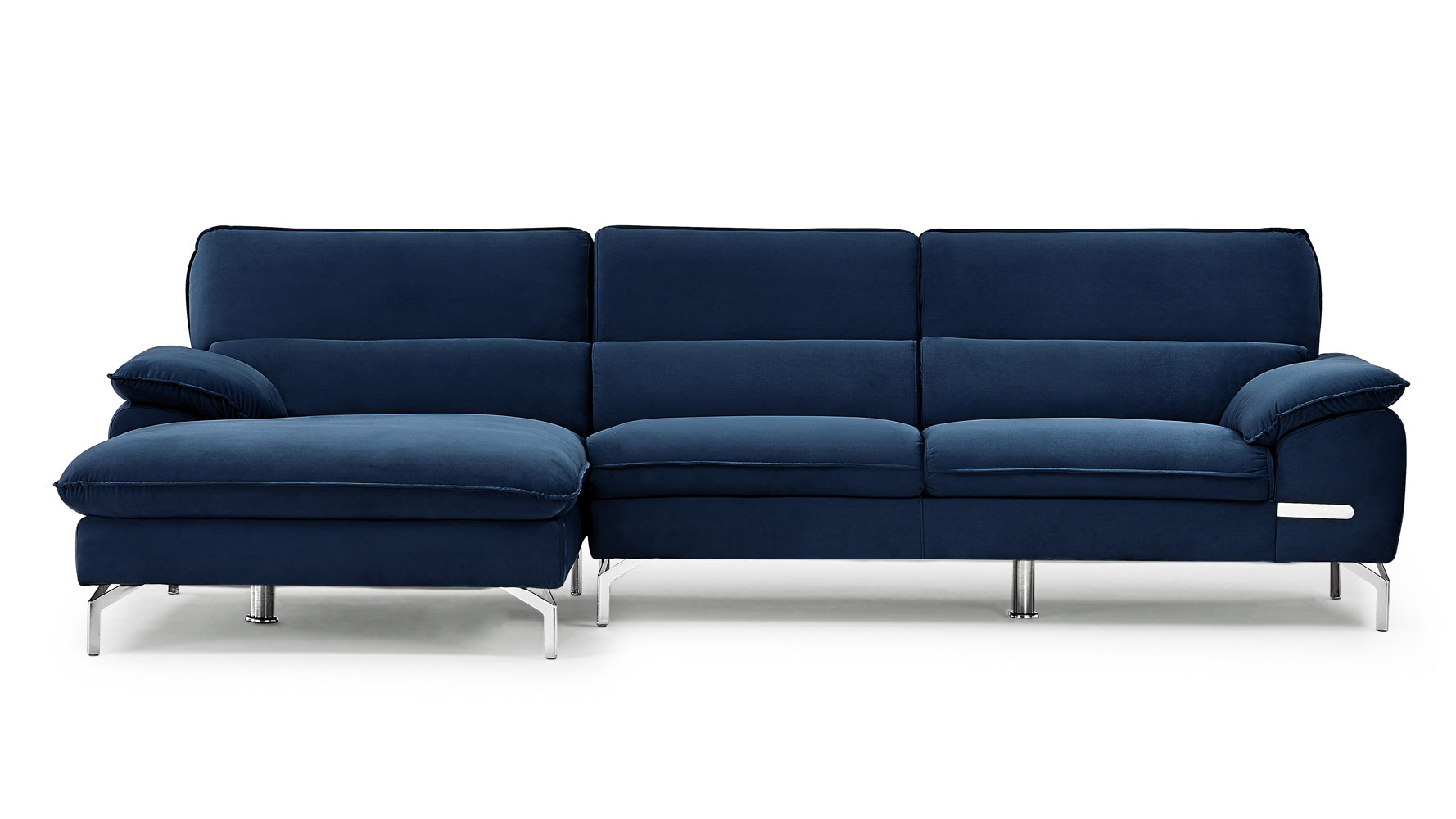 Sofa Set Action Sapphire Sectional