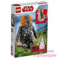 LEGO Star Wars Porg 75230: Offizielle Bilder   zusammengebaut