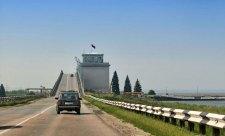 мост Нижегородская ГЭС