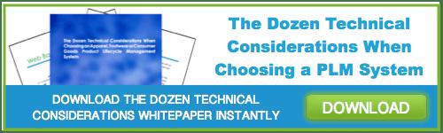 dozen technical considerations when choosing a product portfolio management solution