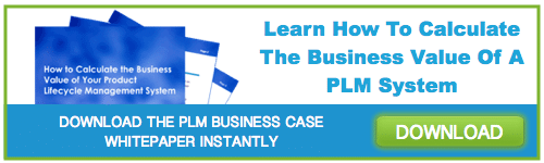 Calculate the PLM product value business case