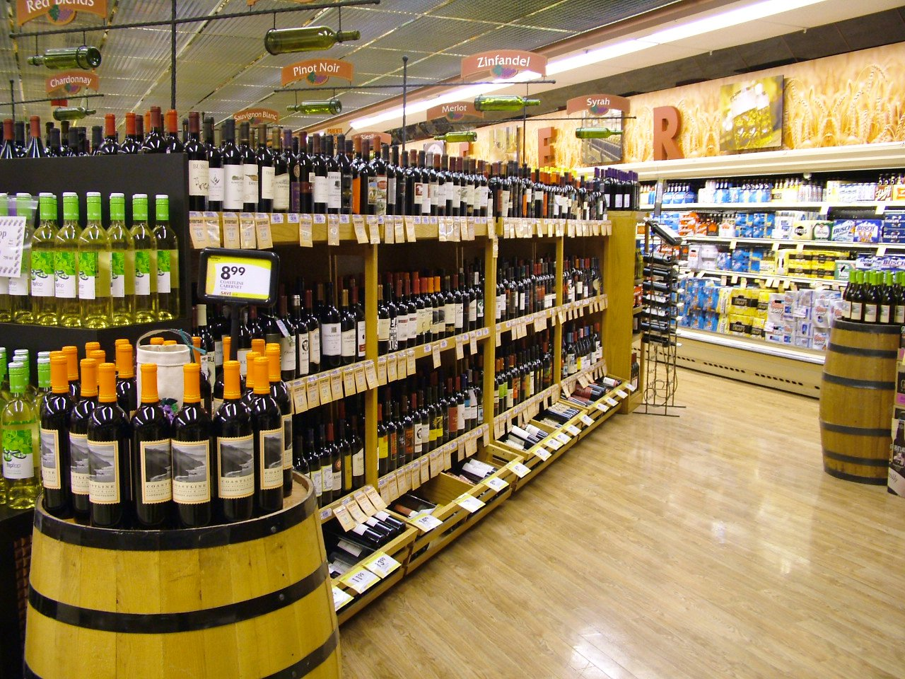 Ontario To Soon Allow Beer And Wine Sales In Grocery