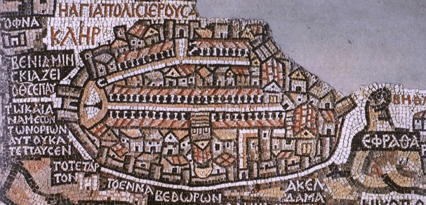 gerusalemme-mosaico
