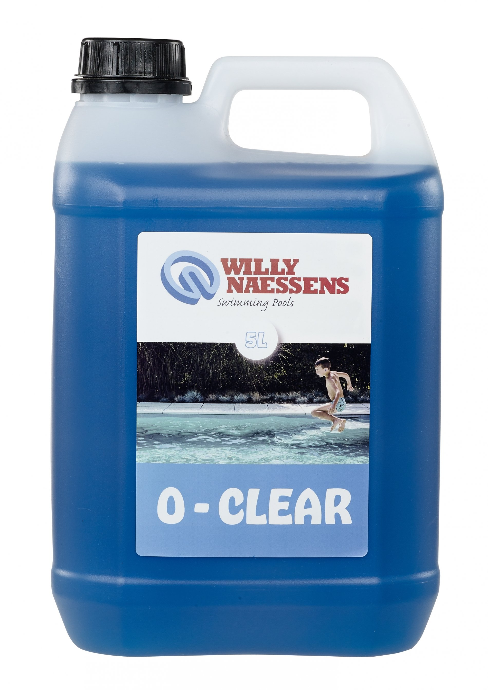 Zwembad Accessoires Dreamland Anti Algen Easy Clear 5 Liter Zwembad Be
