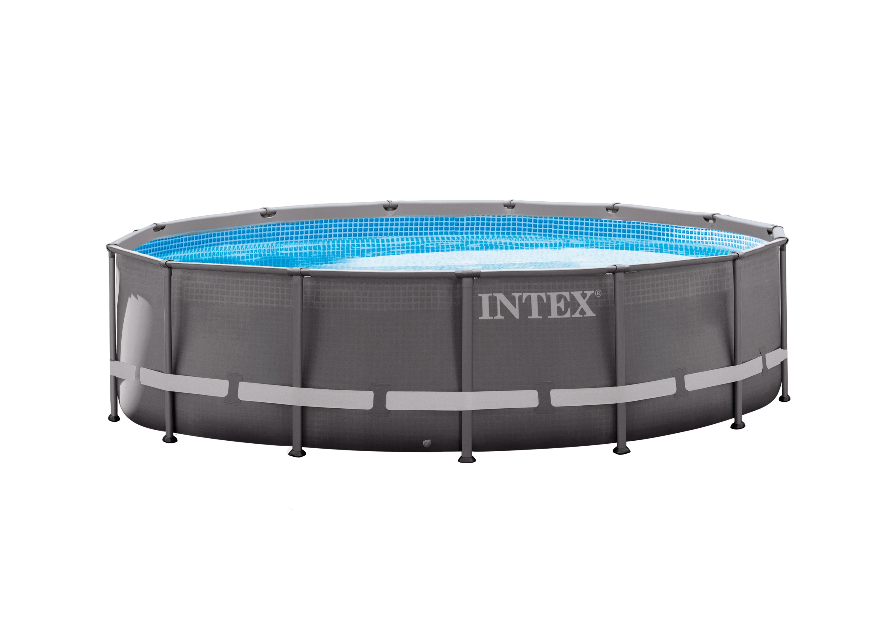 Sandfilteranlage Pool 25000 Liter Intex Ultra Frame Pool 427x107 Cm Set Met Filterpomp