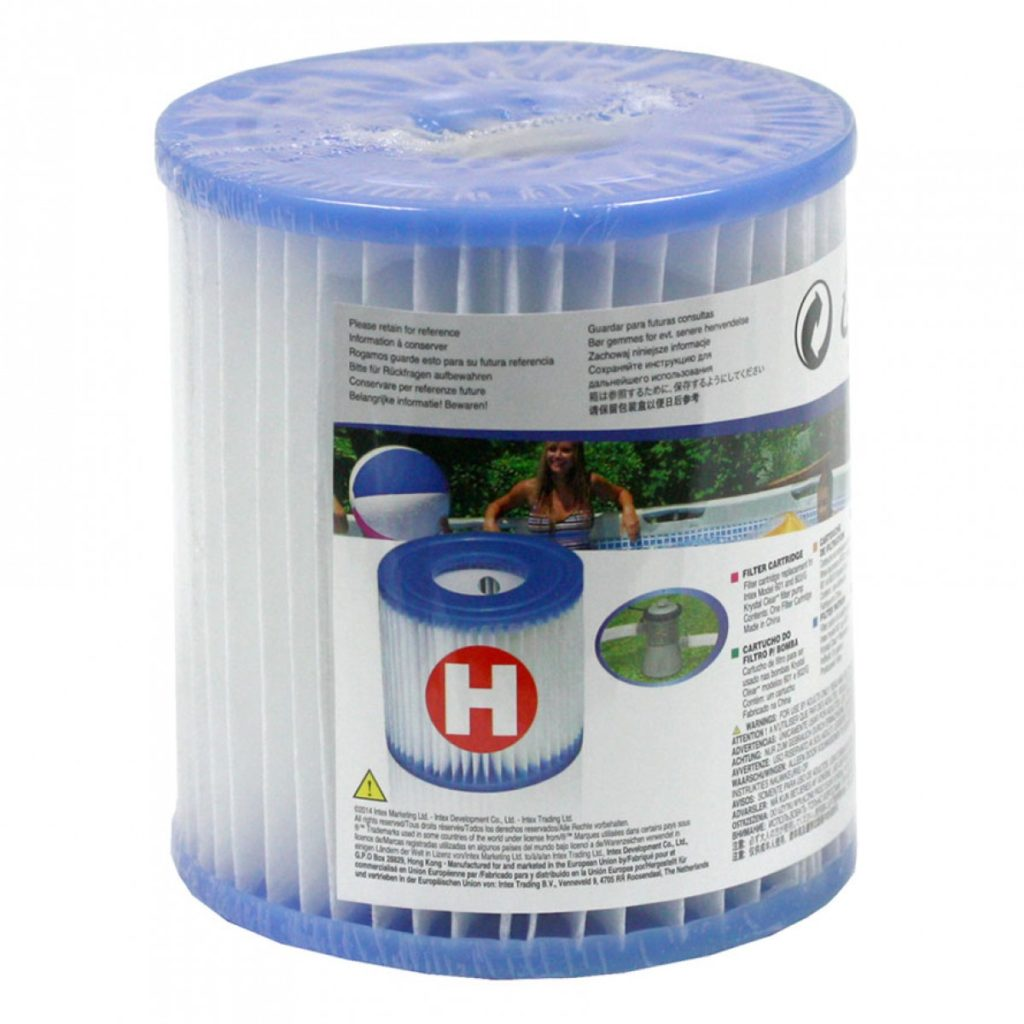 Easy Zwembad Filter Filter Cartridge H Zwembadshop