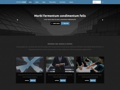 Free CSS Web Templates - ZyPOP Web Templates