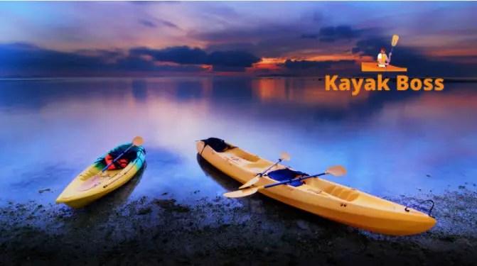 Transport 2 Kayaks