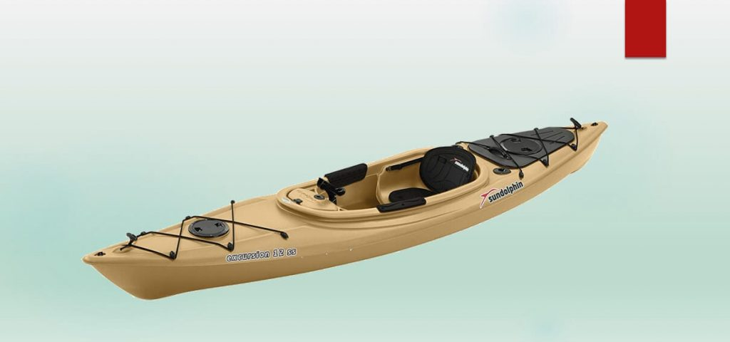 best kayak for heavy person/Sun Dolphin Excursion