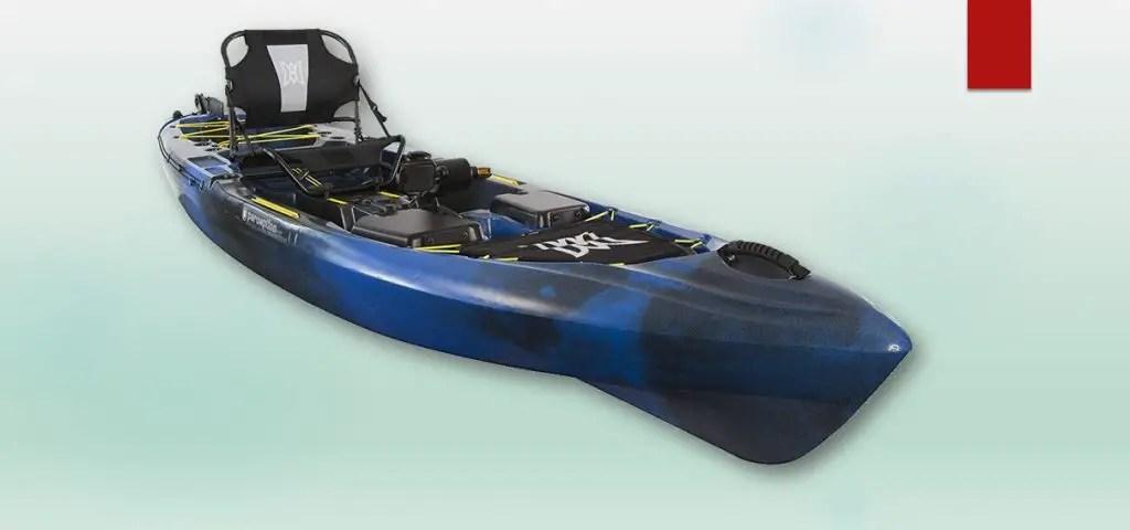 best kayak for fat guys/Perception Pescador Pilot