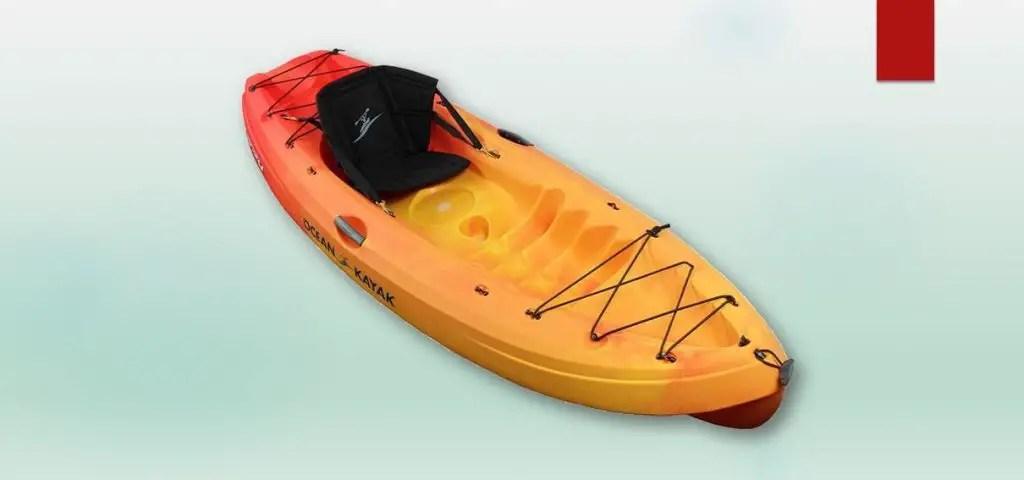 best kayak for heavy person/Ocean Kayak Frenzy