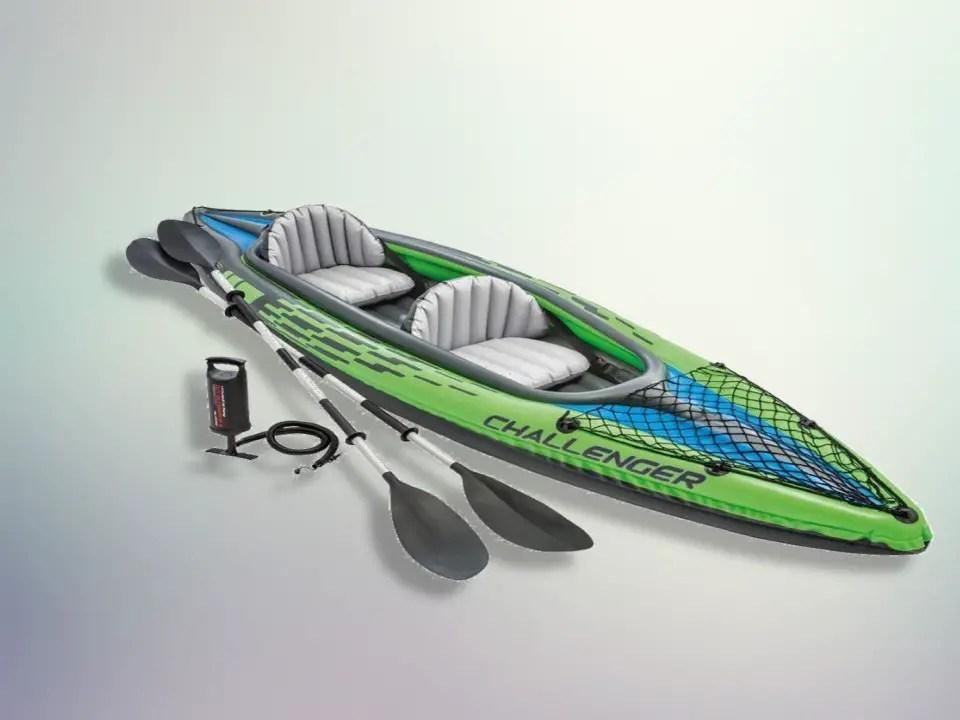 Best Kayak to Buy for Beginners/Intex Challenger K2 Kayak