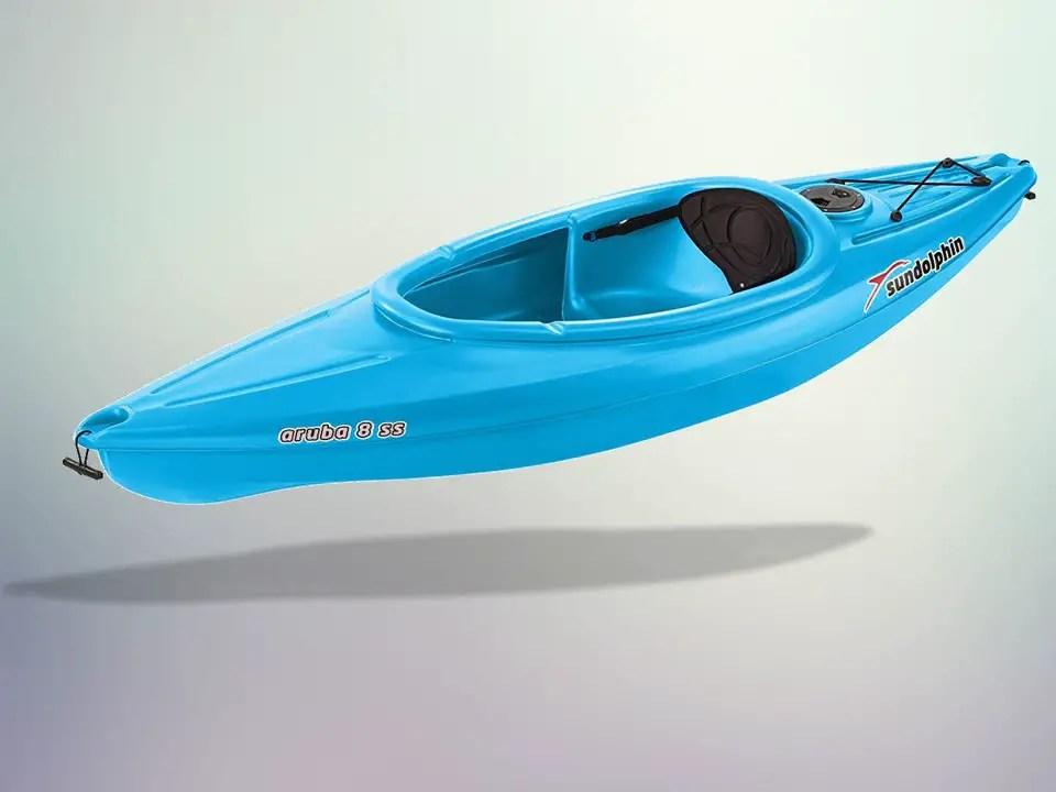 Kayaks for sale under 200/Sun Dolphin Aruba SS 8-Foot