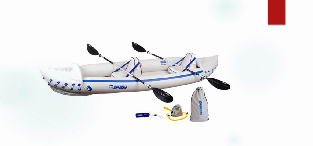 kayak for heavy person/Sea Eagle 370