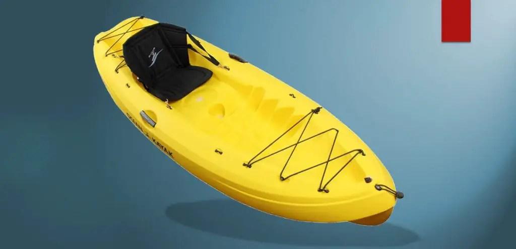 Best Sit on Top Kayak Under 500/Ocean Kayak Frenzy One-Person Sit-On-Top.
