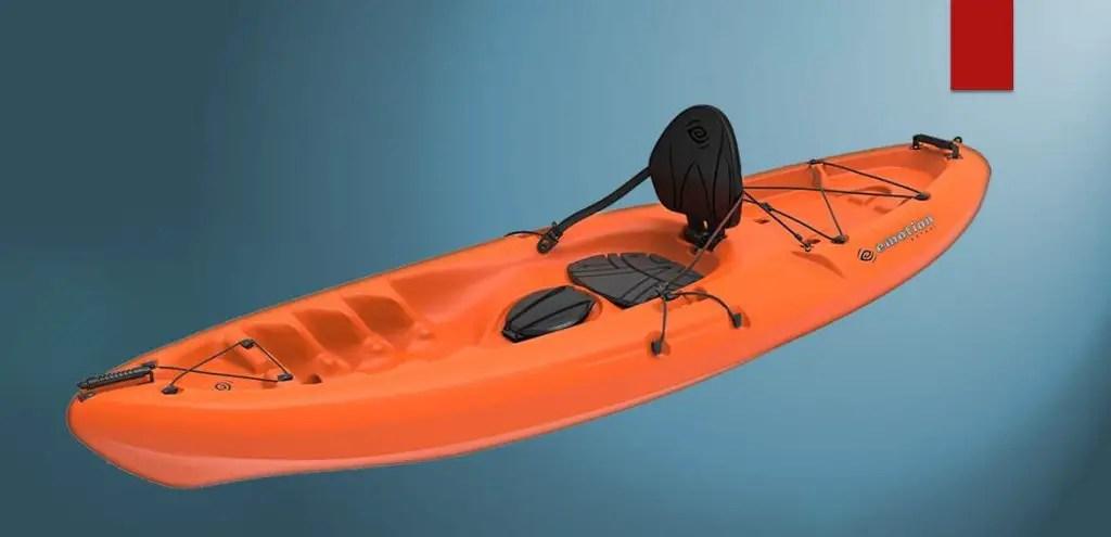 Best Sit on Top Kayak Under 500/Emotion Spitfire Sit-On-Top Kayak