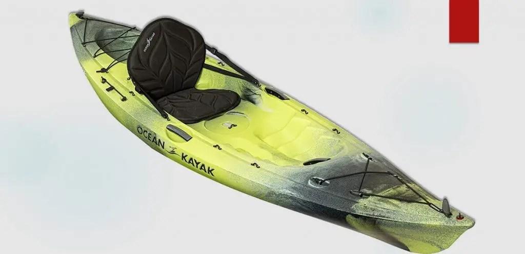 Best Women's Sit-On-Top Kayak- Ocean Kayak Venus 10
