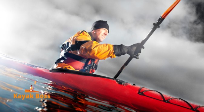 How long should a kayak paddle be