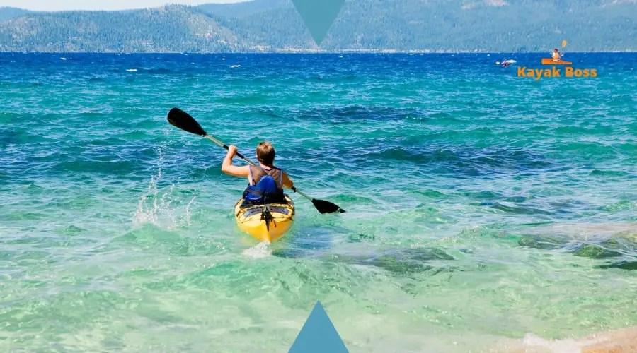 Choose A Sit on Top Kayak