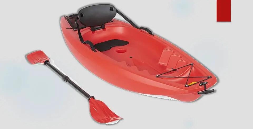 best inexpensive fishing kayak