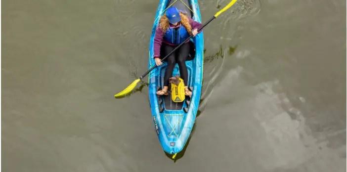 Pelican Sit-on-Top Kayak - Sentinel 100X