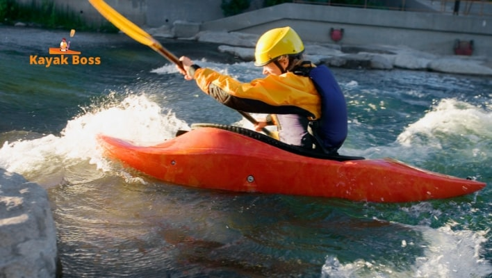 Aquaglide Navarro kayak