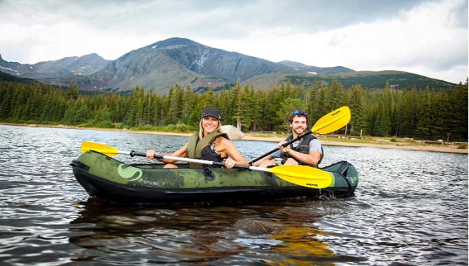 Sevylor Coleman Colorado 2-Person Fishing Kayak reviews