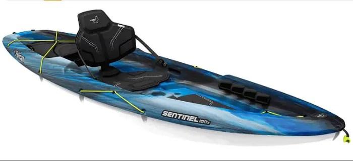 Pelican Sit-On-Top Kayak – Sentinel 100X