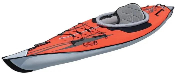 Best Versatile Kayak: Advanced Elements AdvancedFrame Inflatable Kayak