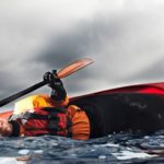 what to do if your kayak flips
