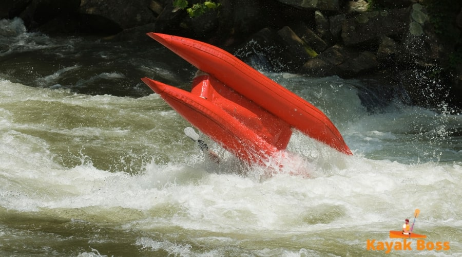 kayak flips