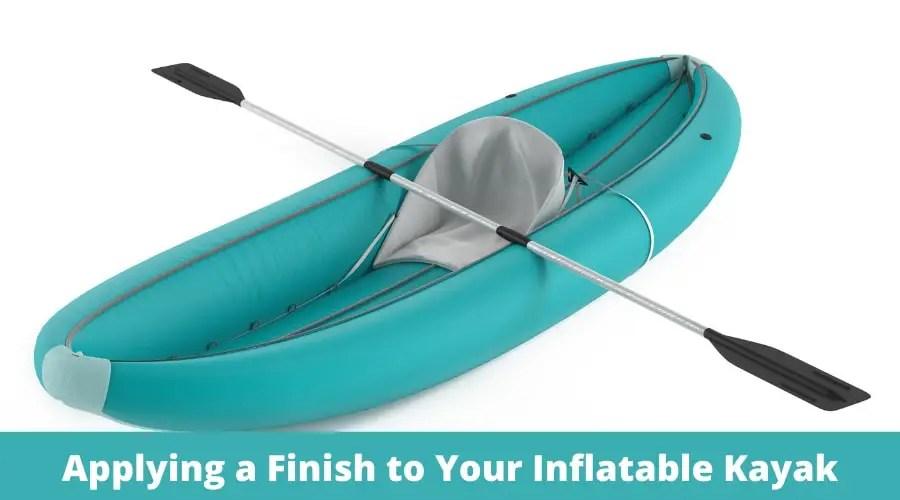 nflatable Kayak
