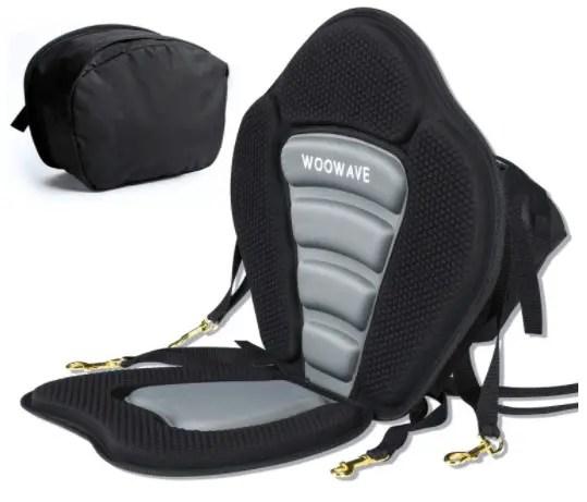 WOOWAVE Sit-On-Top Kayak Seat