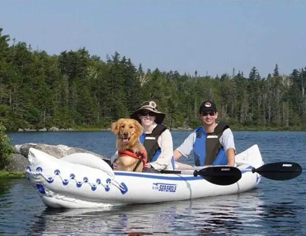 Sea Eagle 2-person Kayak