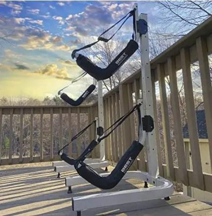 Best Marine & Outdoor Store Indoor/Outdoor Kayak Hangers