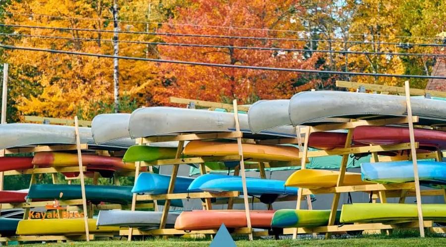 Best Marine Kayak Storage Rack
