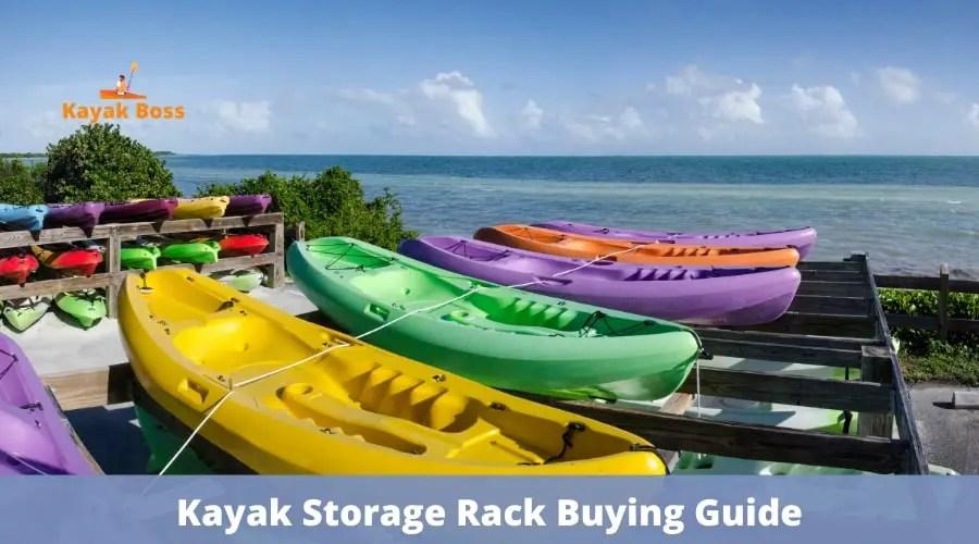 Marine Kayak Storage Rack review