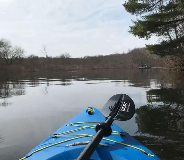 Best Marine Kayak Paddle