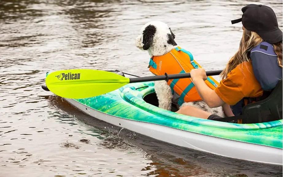 """Pelican Aluminum Kayak Paddles 87"""""""
