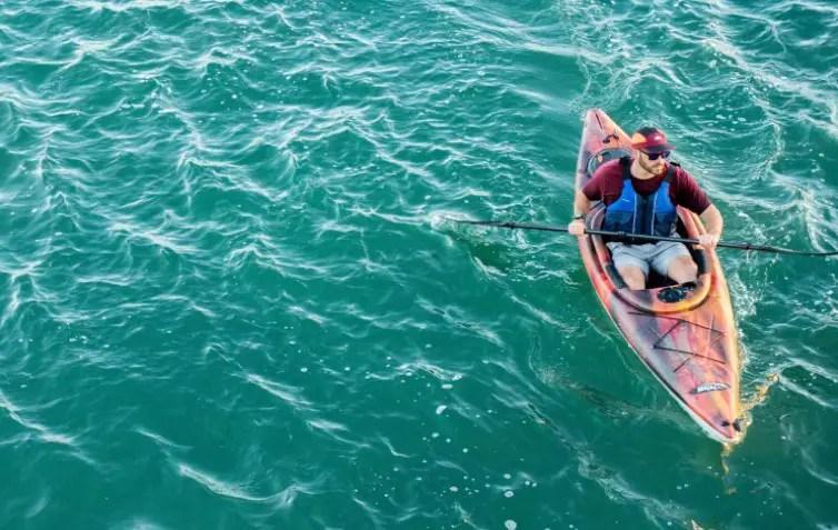 Pelican Recreational Performance KNP12P100-00 12-ft Kayak