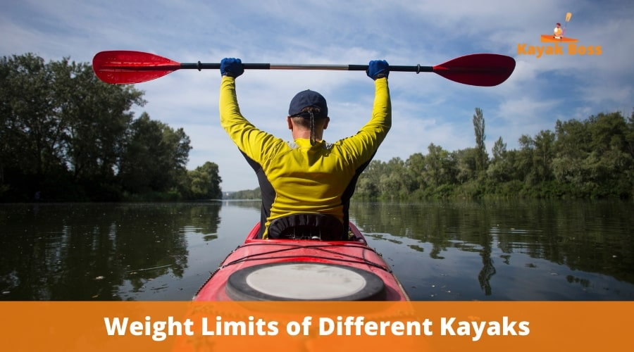 Weight Limits of Different Kayaks