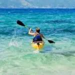 Best Recreational Kayak for a Woman