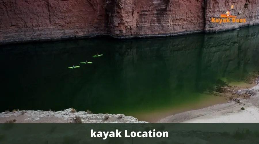 location-kayaking