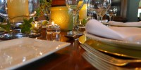 Global Etiquette  Table Settings in U.S. and Europe ...